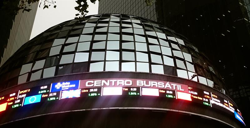 Mexico's stock market loses 0.19% at the beginning of the session
